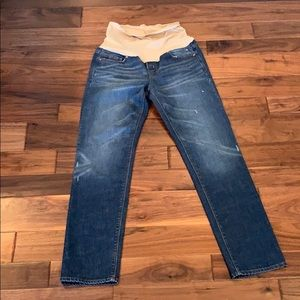 Gap Maternity Real Straight Jeans-Size 10/30
